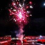 Feuerwerk Globus Baumarkt Kulmbach 2017