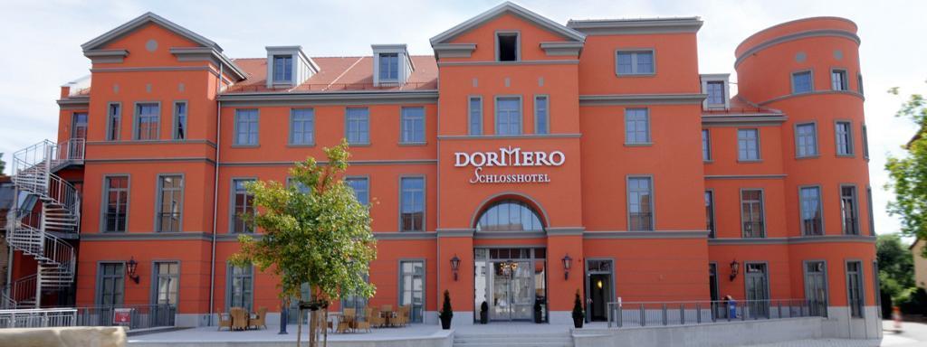 Dormero Schlosshotel Reichenschwand Eingang